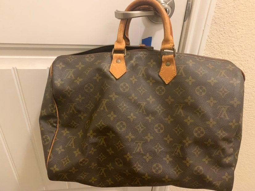 Speedy Vintage Bag