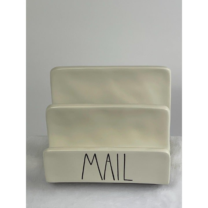 Rae Dunn Print MAIL Collection Tray