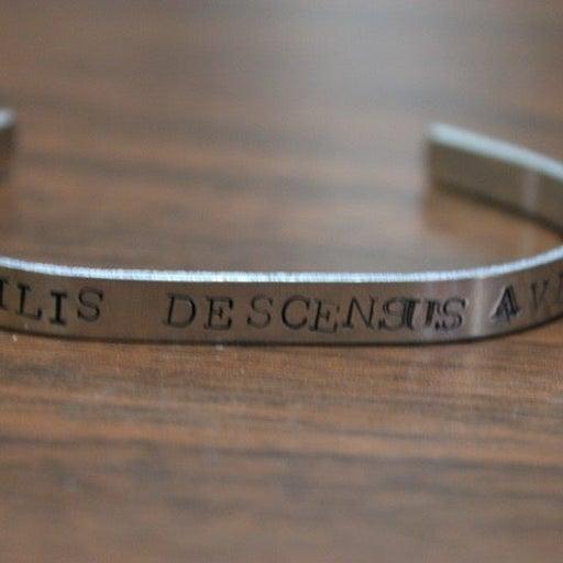 Facilis Descensus Averni Cuff Bracelet