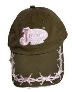Justin Boots Brand Snapback Trucker Hat