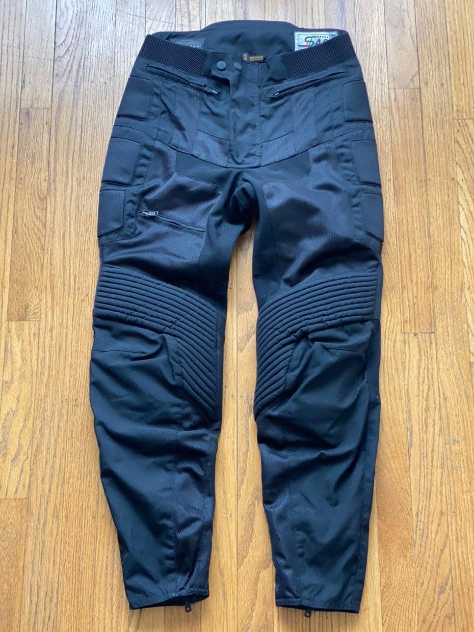 Womens First Gear Moto Pants Sz S