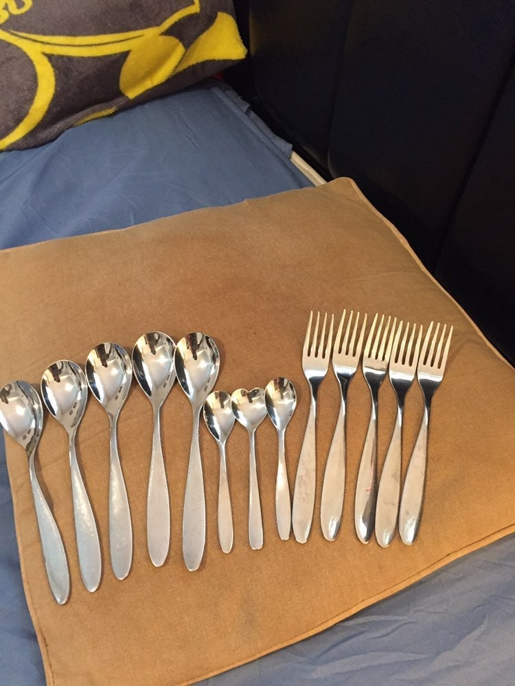 forks and spoon ALESSI FOR DELTA ORIGINA