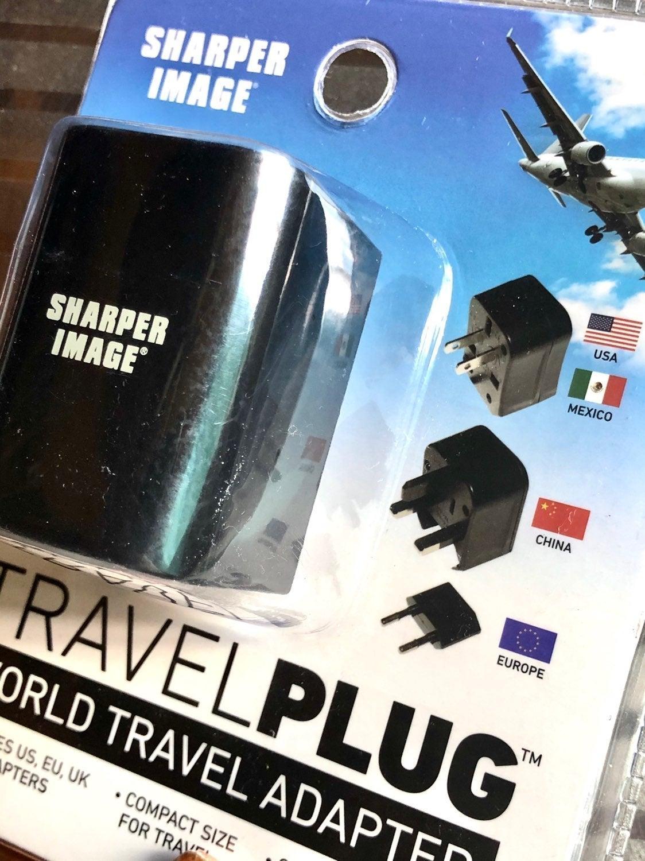 World Travel Adaptor Plug NWOT