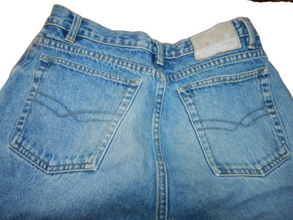 Bugle Boy Gold Crest 31W/32L Jeans
