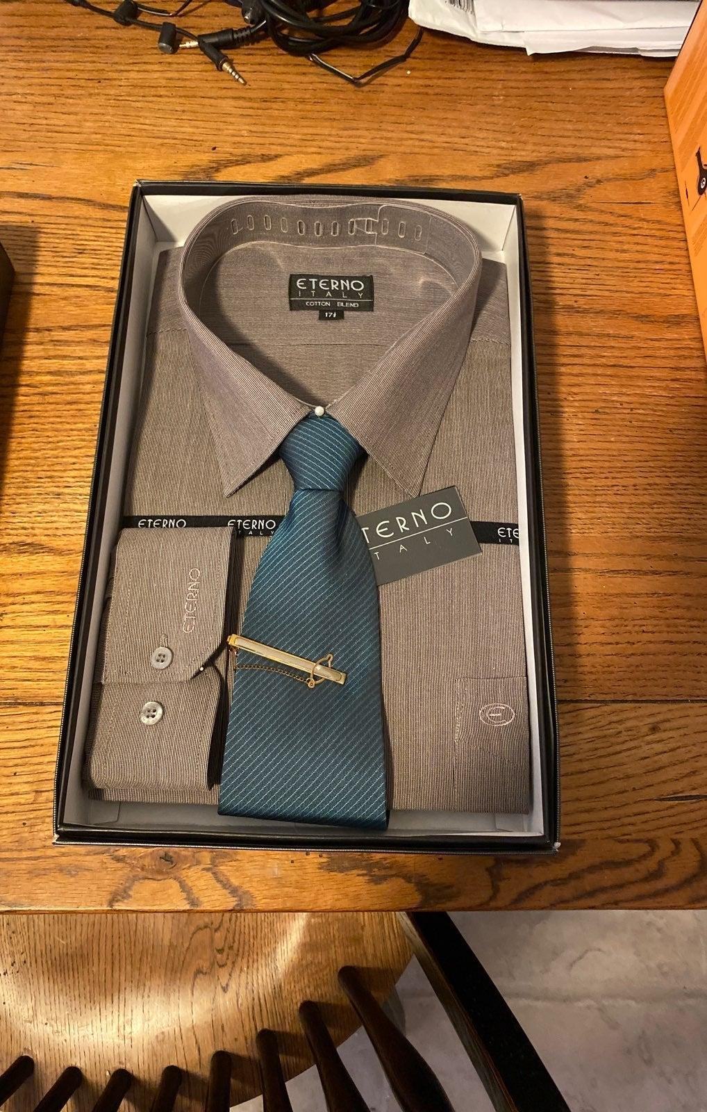 mens dress shirt set of 3