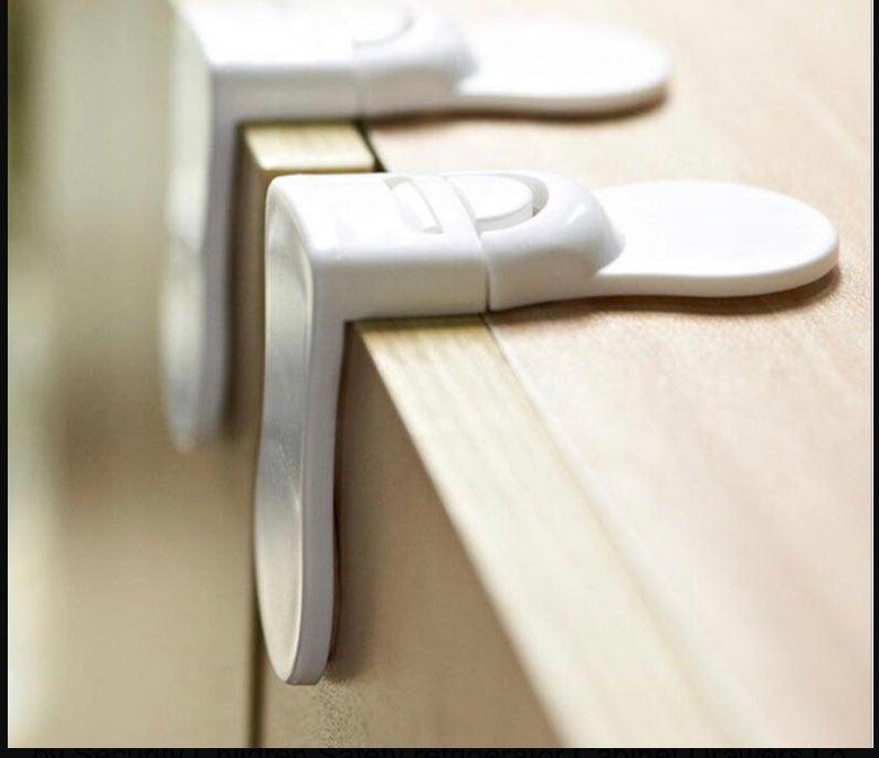 10 pcs baby safety locks