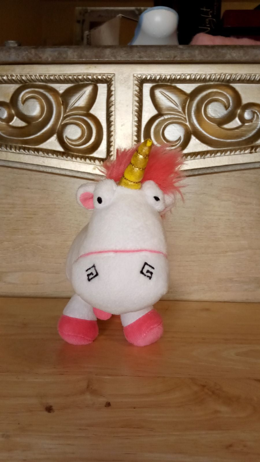 Despicable Me 3 Ty Fluffy Unicorn