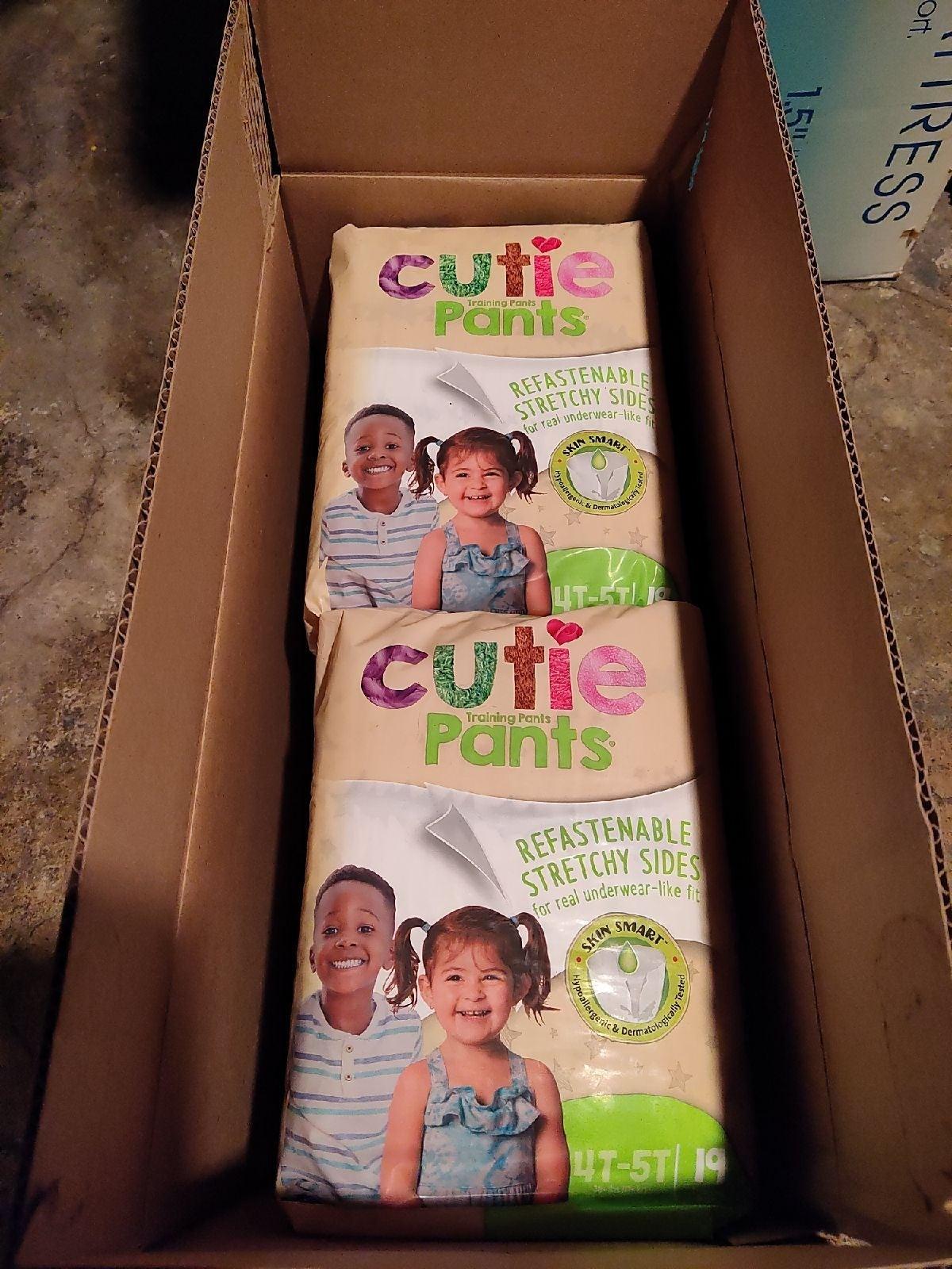 Cutie Training Pants