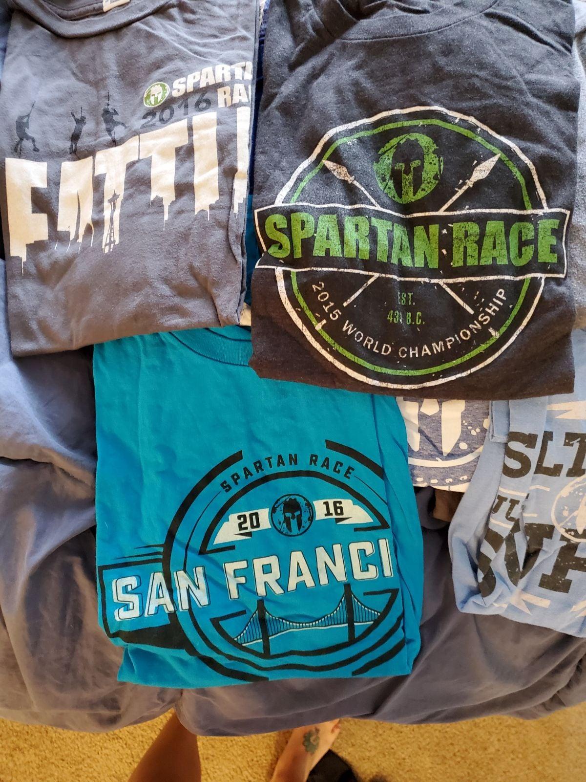 Spartan Race Venue Tees