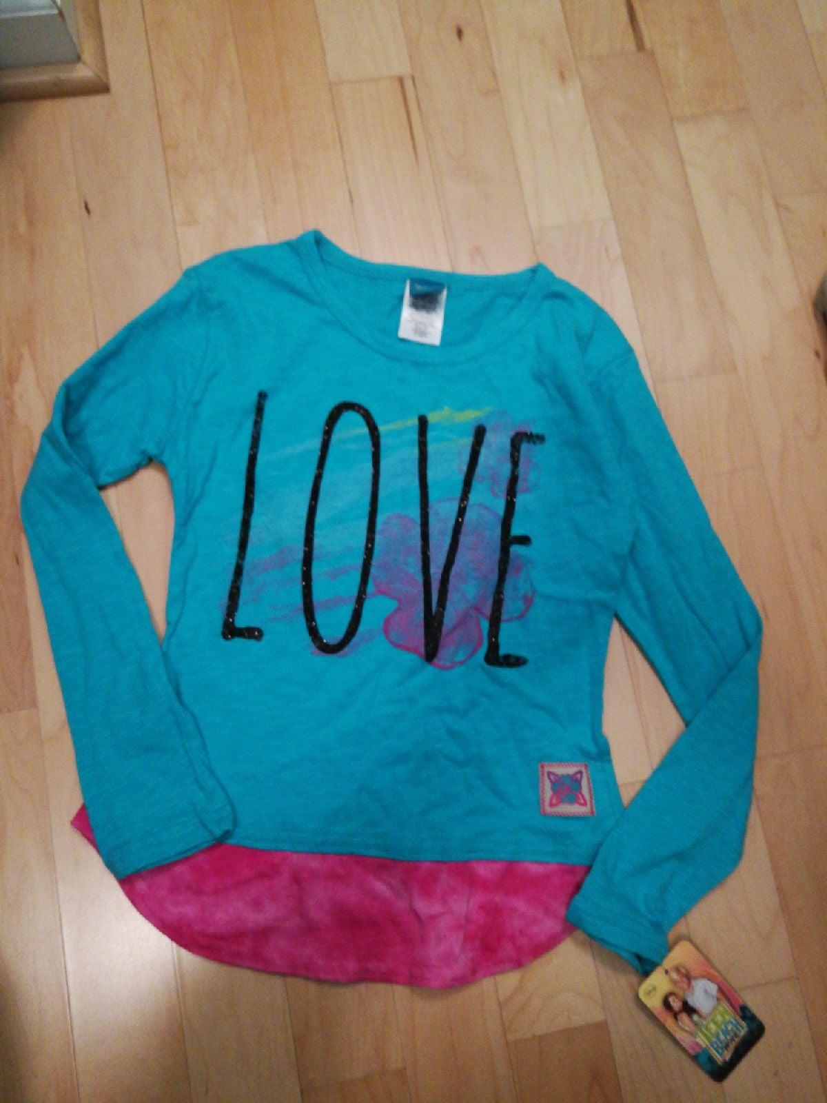 Disney love teen movie cotton top shirt