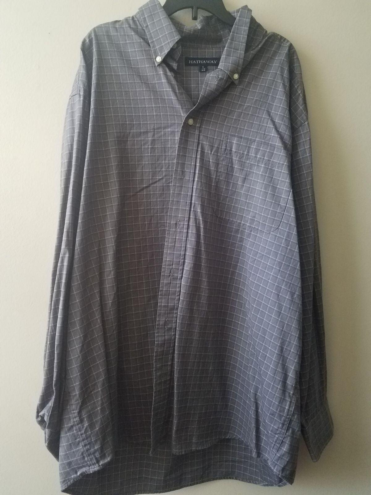 Hathaway XL dress shirt