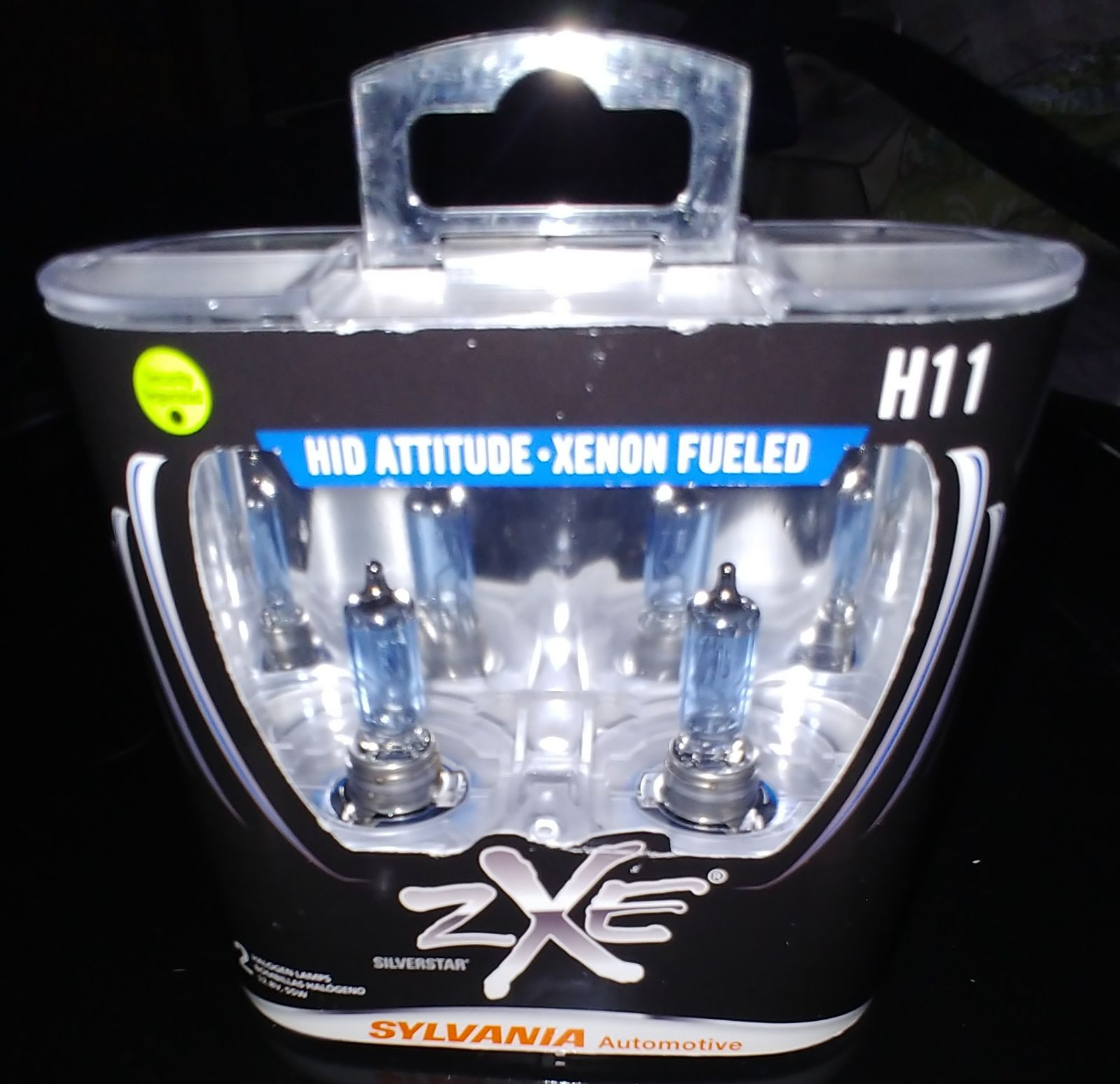 (H11) HID ZXE Headlights