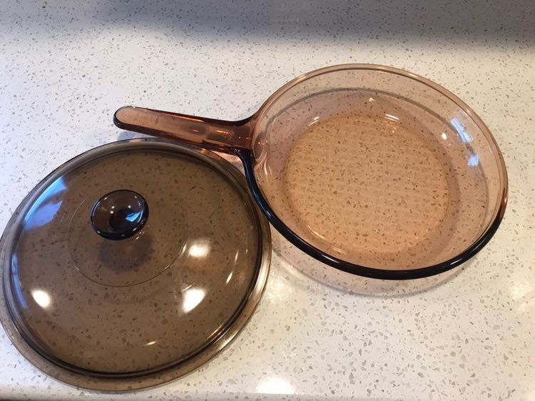 Pyrex Vision Skillet with Lid
