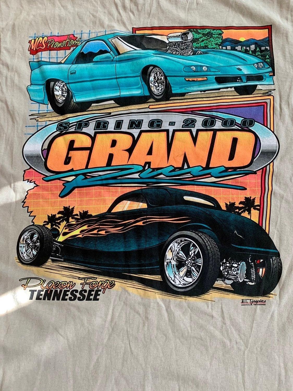 2000 Grand Run Pigeon Forge Tenn. Tshirt