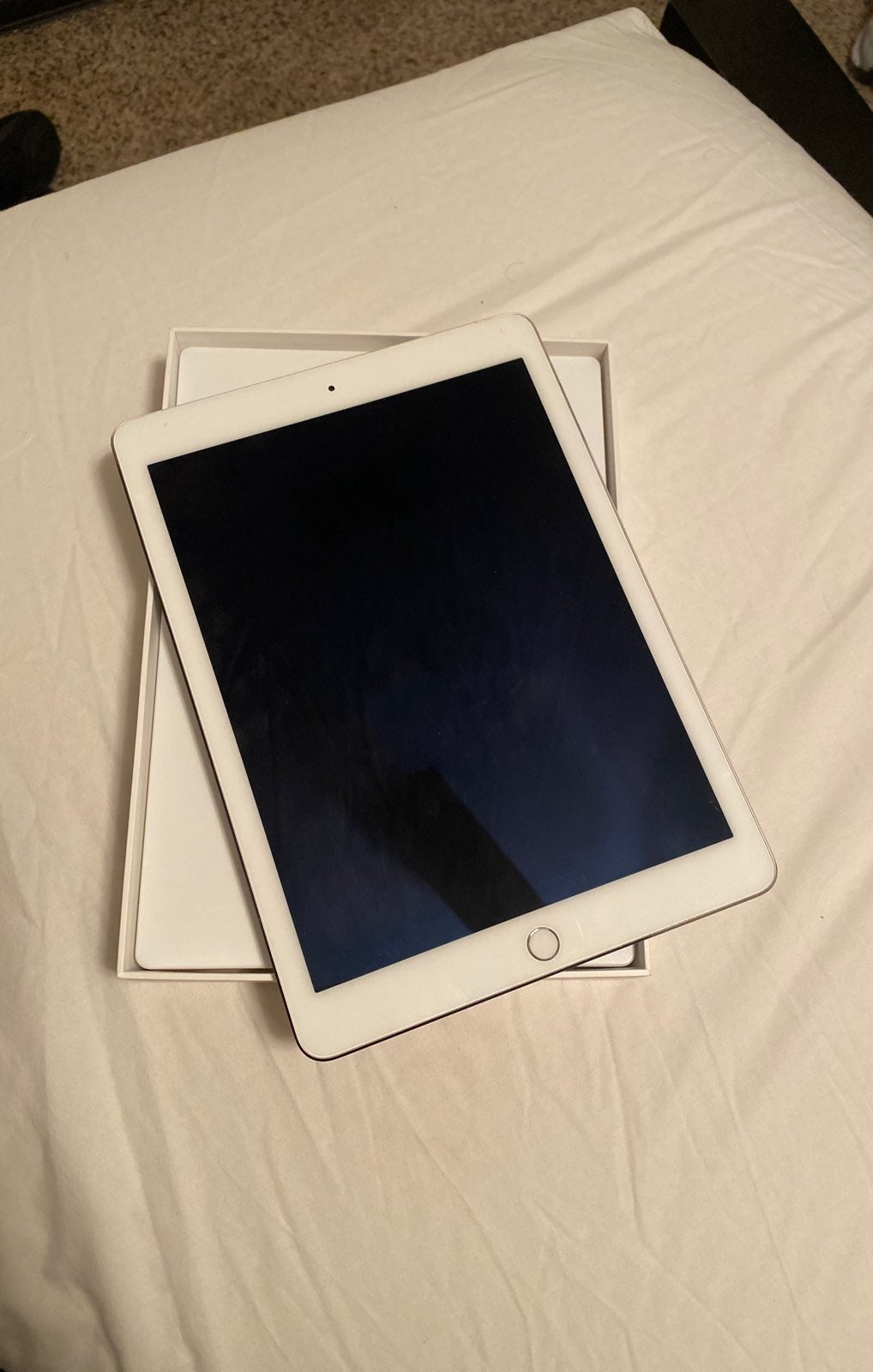 iPad Air 2nd generation Space Gray 64 GB