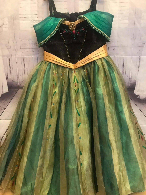 Disney Frozen Princess Anna dress
