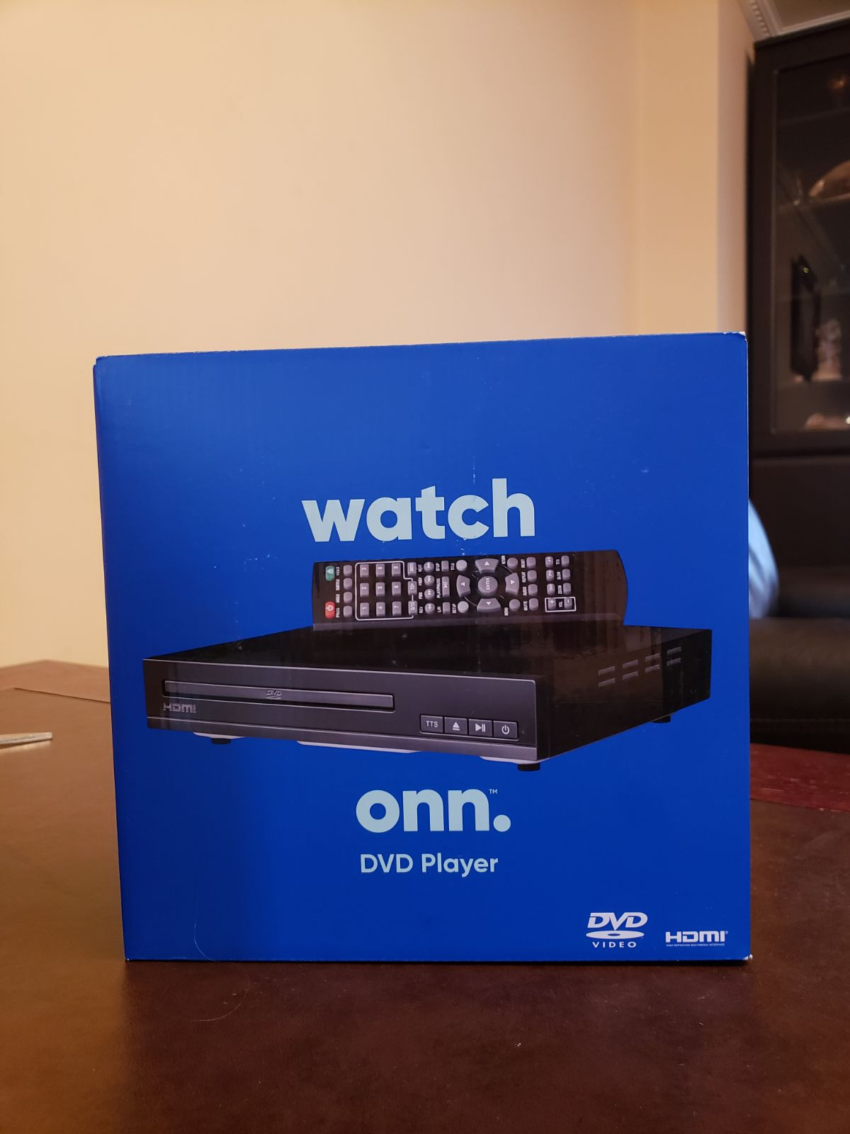 Onn Dvd Player Brand New