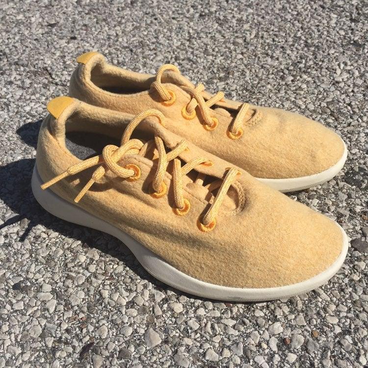 allbirds Sz 8 Wool Runners Sneakers
