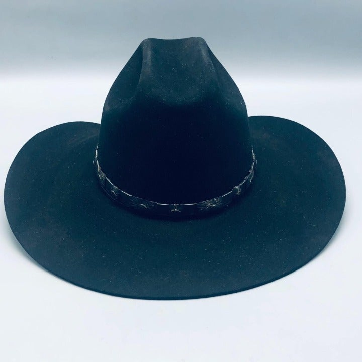 RESISTOL cowboy hat rough stock long