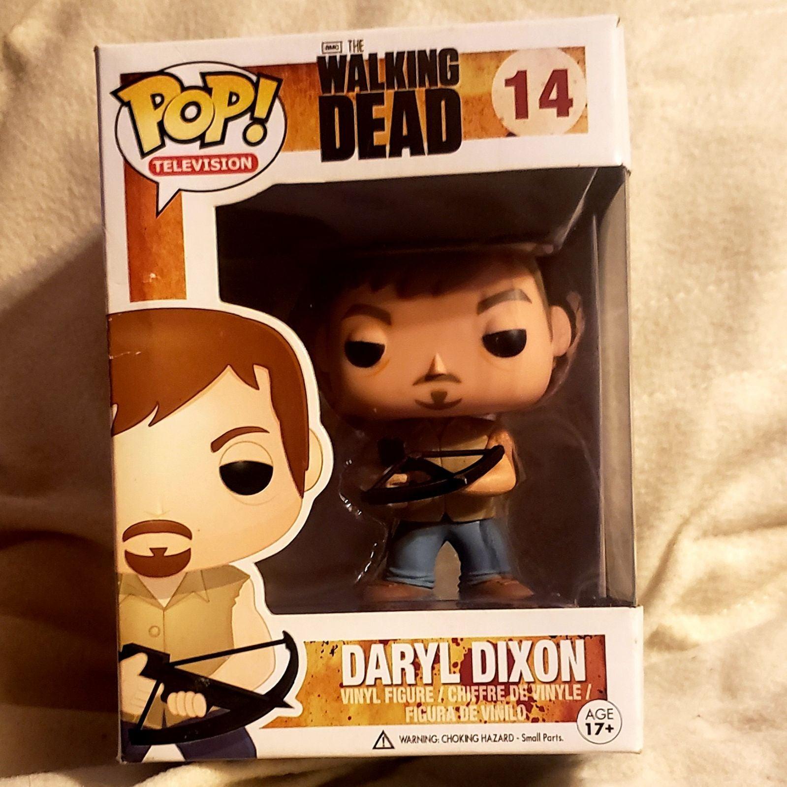 The Walking Dead Daryl Dixon Funko Pop