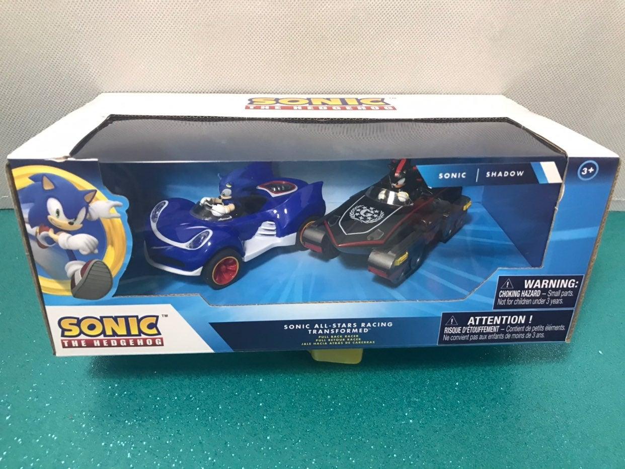 Sonic The Hedgehog All Stars Racing