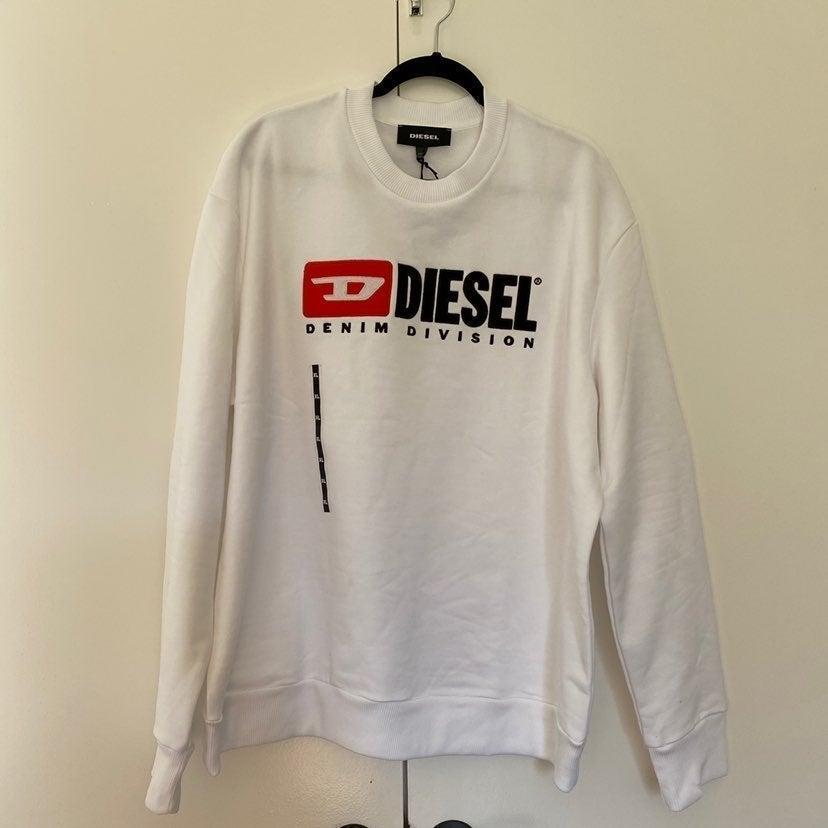 ✨NWT Diesel Crewneck XL Sweatshirt✨