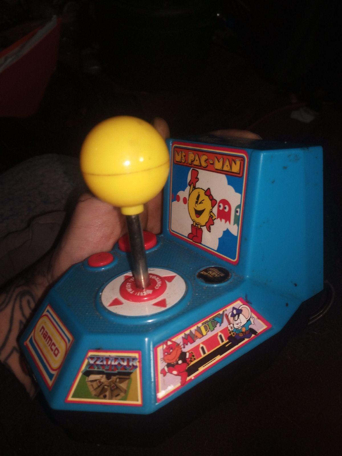 Namco Ms.Pac Man Plug N Play+ 4 Addition