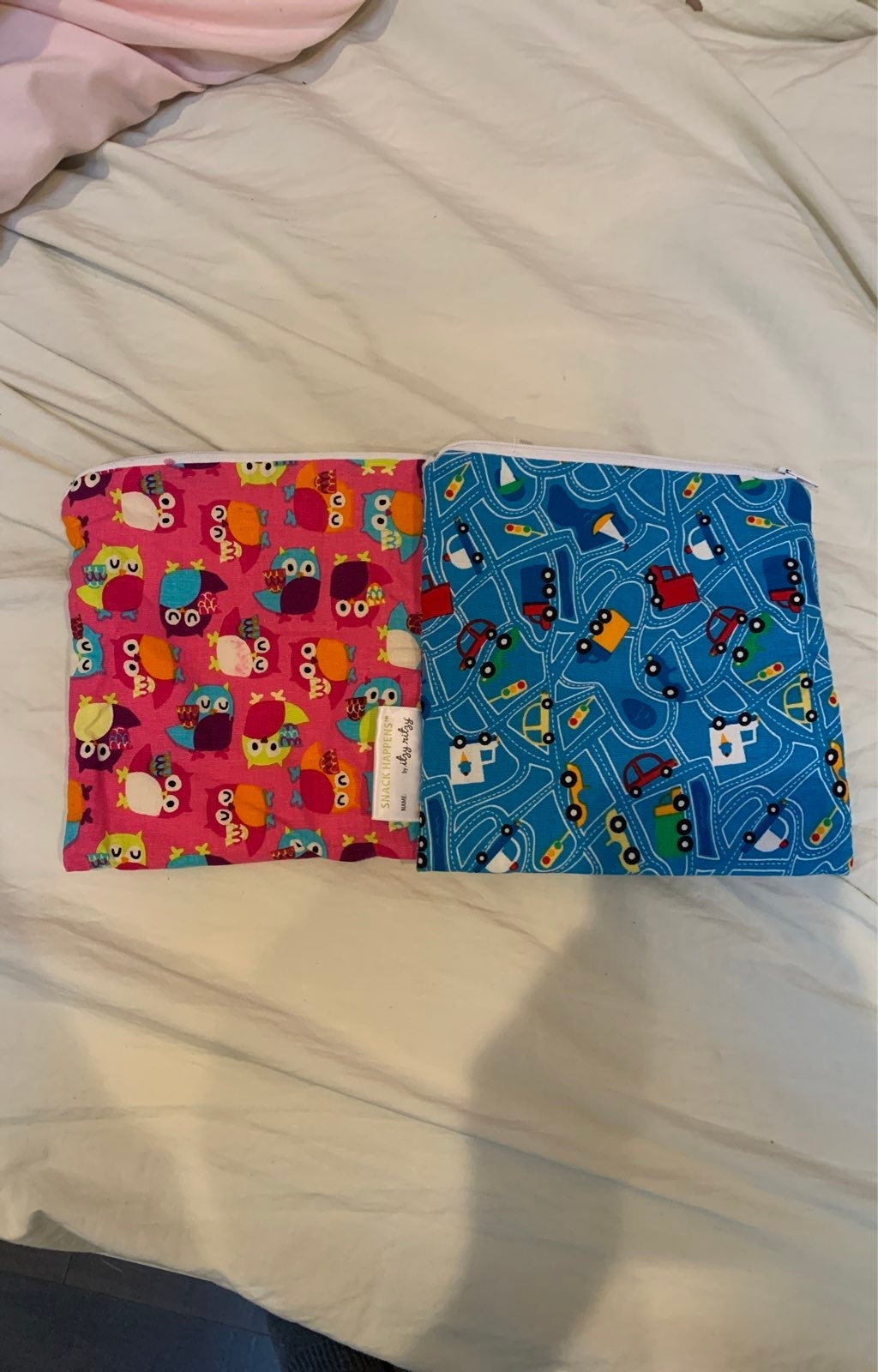 Itzy Ritzy Reuseable Snack Pouches