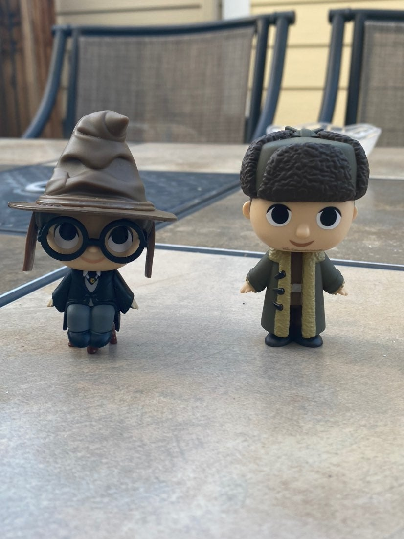 Harry potter funko pop minis lot of 2