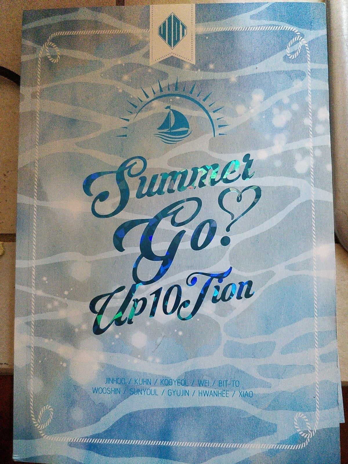 up10tion Summer Go! KPOP