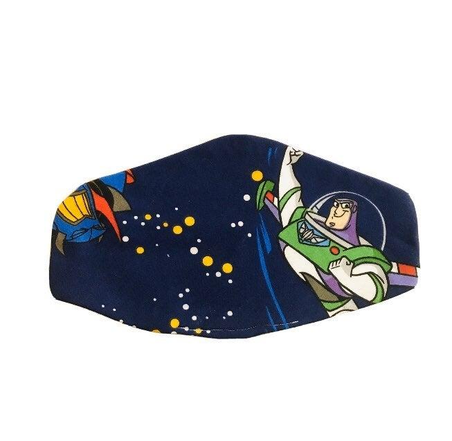 Disney Star Command Buzz Lightyear Mask