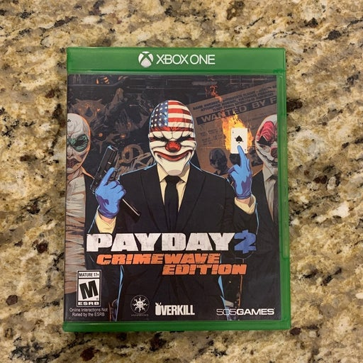 Payday 2: Crimewave Edition on Xbox One
