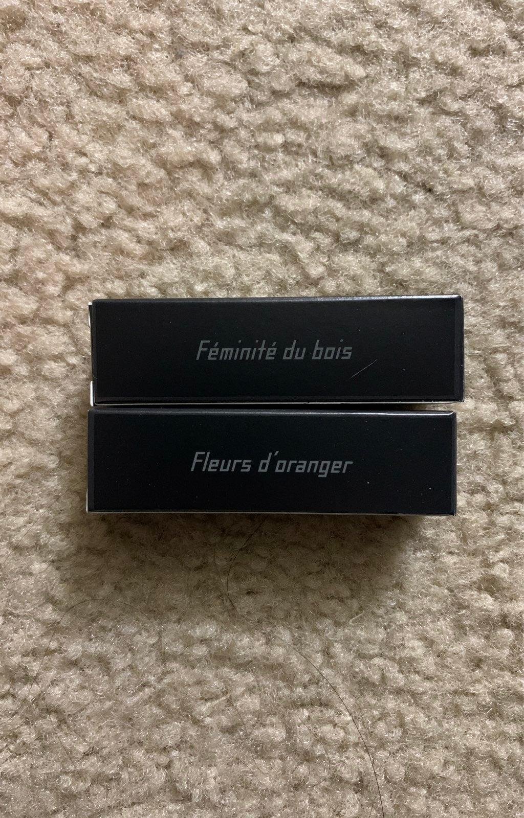 Serge lutens perfume samples set