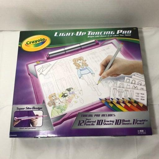 Crayola light up trace pad