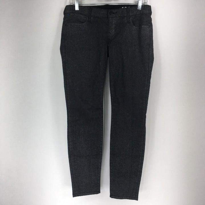 Gap Maternity 26/2A Silver Legging Jean