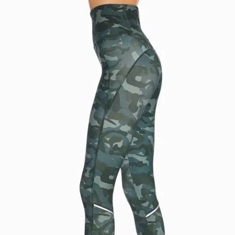 NWT Marika Small Camo Ivy Ankle Leggings