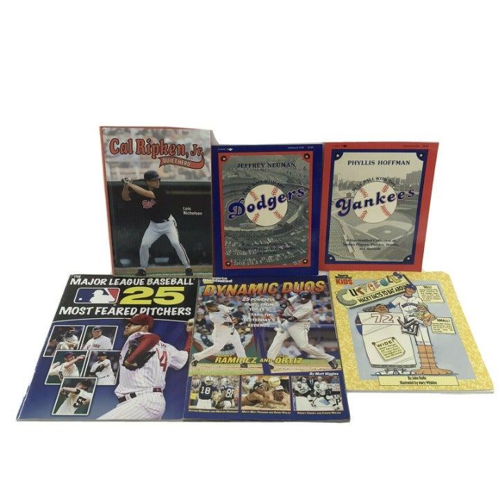 6 Non-fiction Kids Books About Baseball