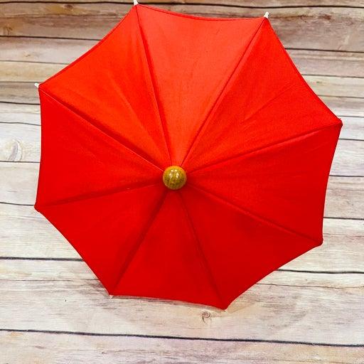 Pleasant company Molly red umbrella