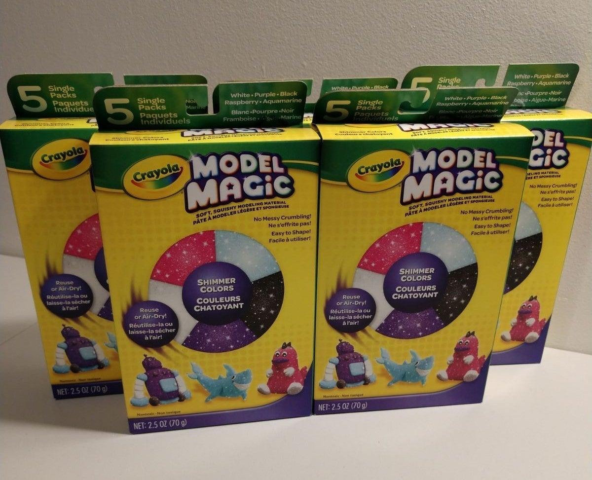 Crayola Model Magic 5-Packs x5