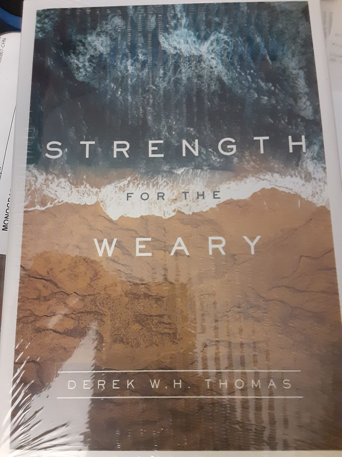 Strength for the Weary derek w.h. thomas