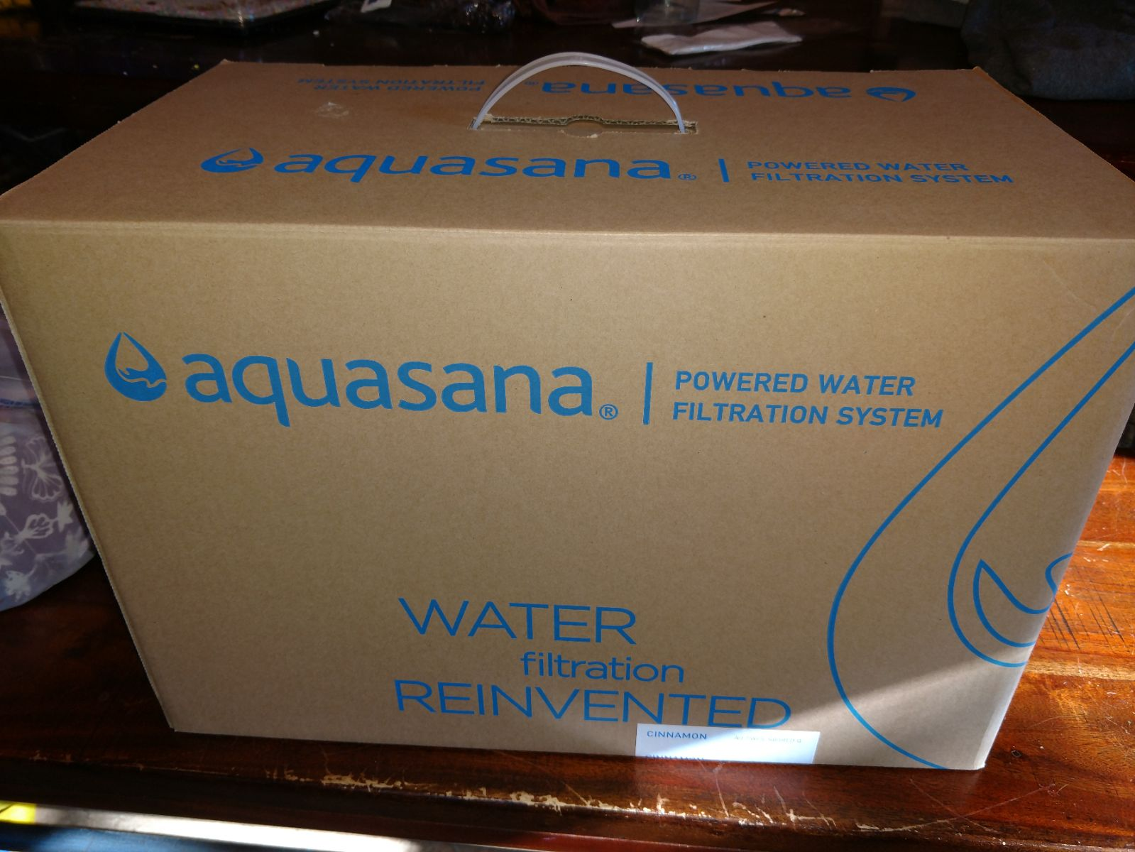 Aquasana Powered Water Filtration System