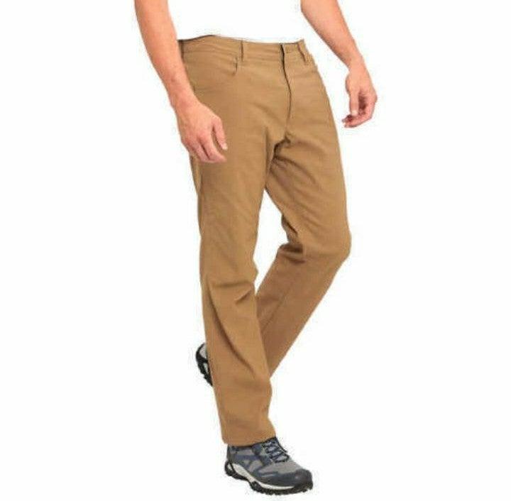 Eddie Bauer mens Fleece Lined pants