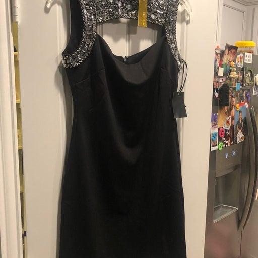 Short formal dress from Boston Proper