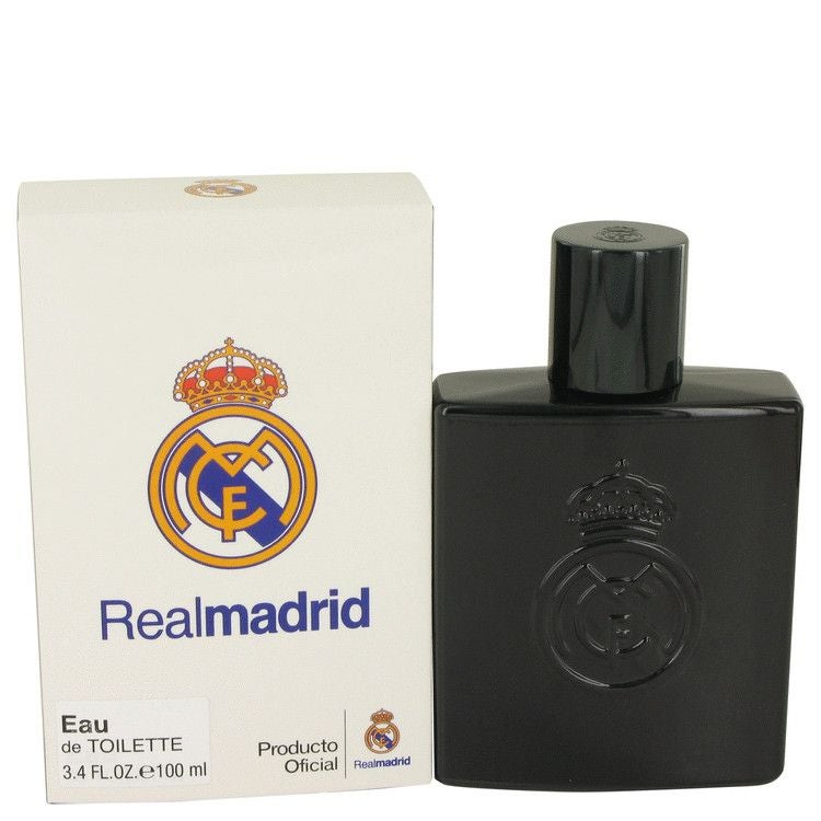 Real Madrid Black 3.4oz EDT.