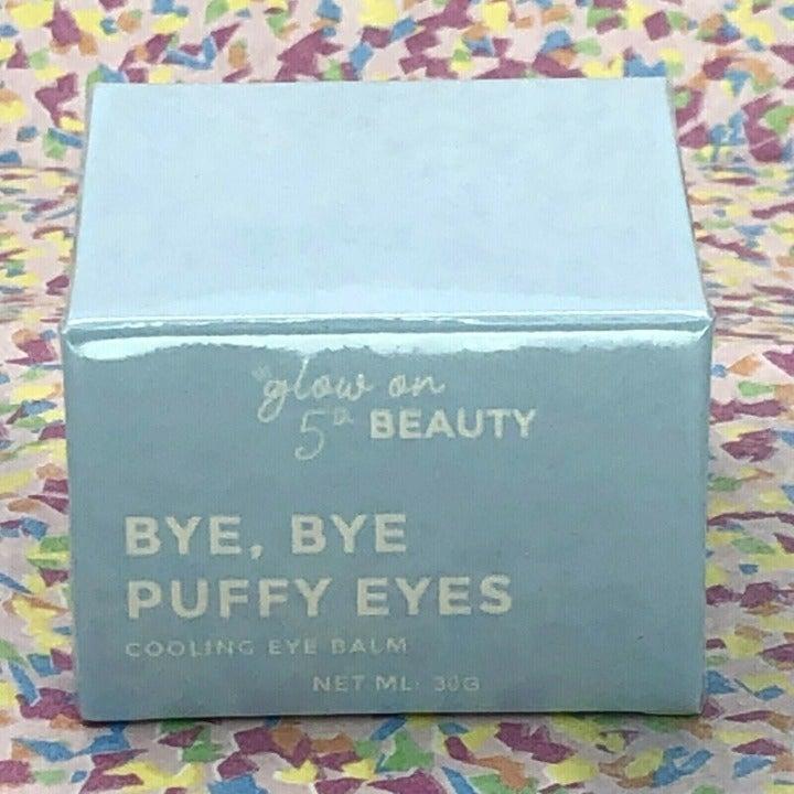 GLOW ON 5TH BEAUTY Bye Bye Puffy Eyes