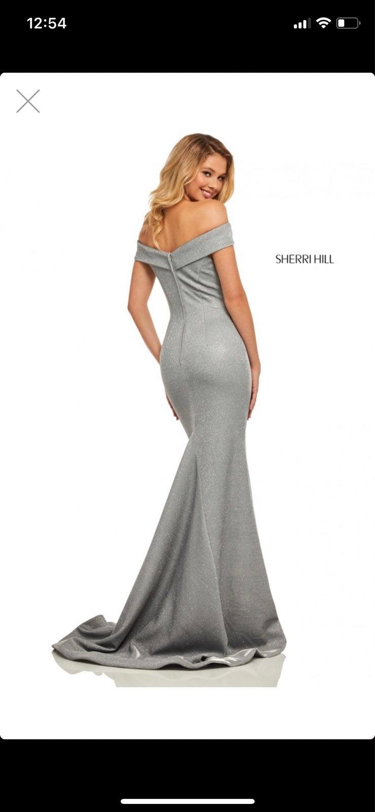 NWT Sherri Hill 52825