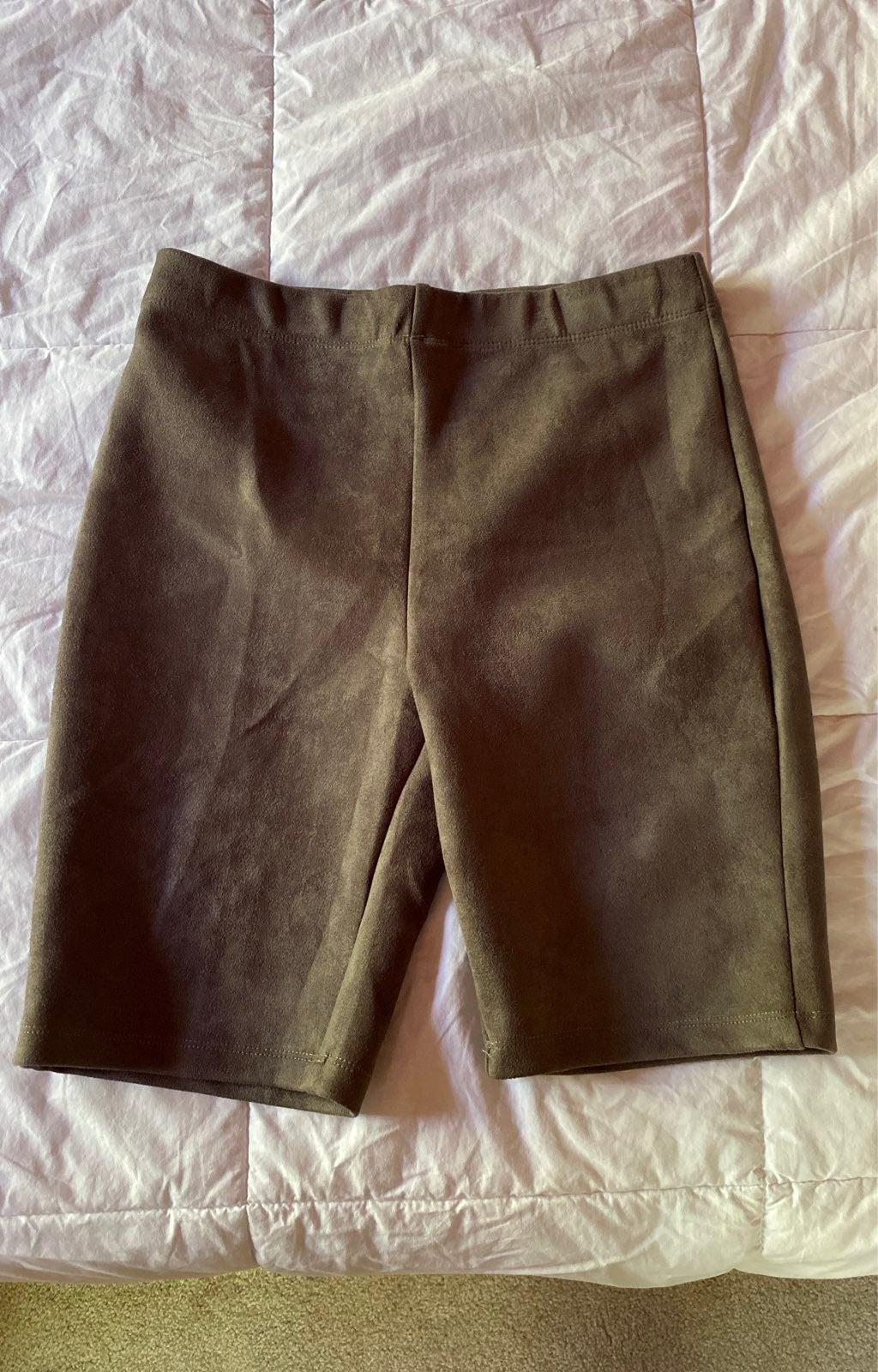 ootdfash biker shorts