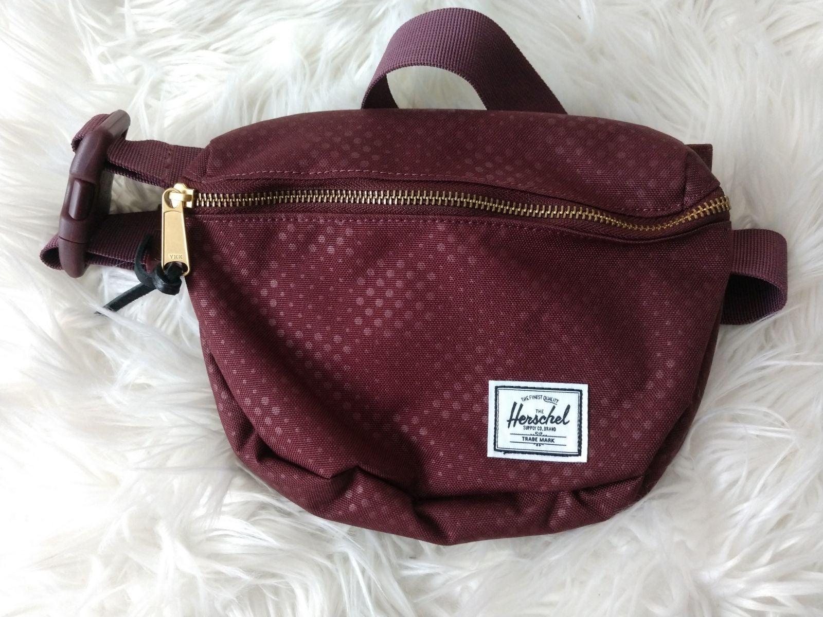 Hershel fanny pack waist bag belt bag