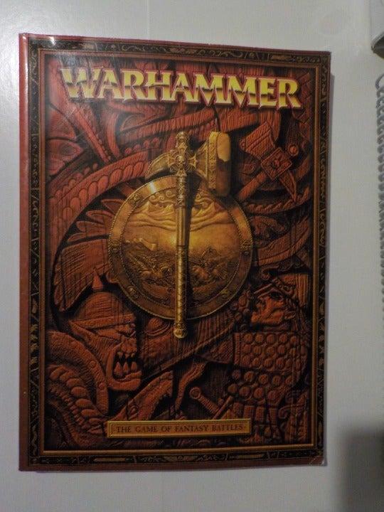 Warhammer - Fantasy Battles Rule Book