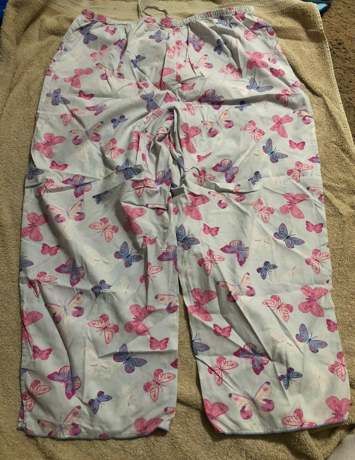 Adonna  womans beautiful lounge pants XL